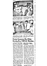 the Braxton democrat nov 7 1963