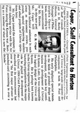 univac August 1963