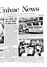 univac March 1963
